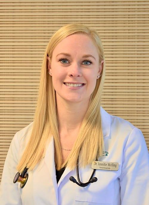 Jennifer Melling Veterinarian Principal Doctor